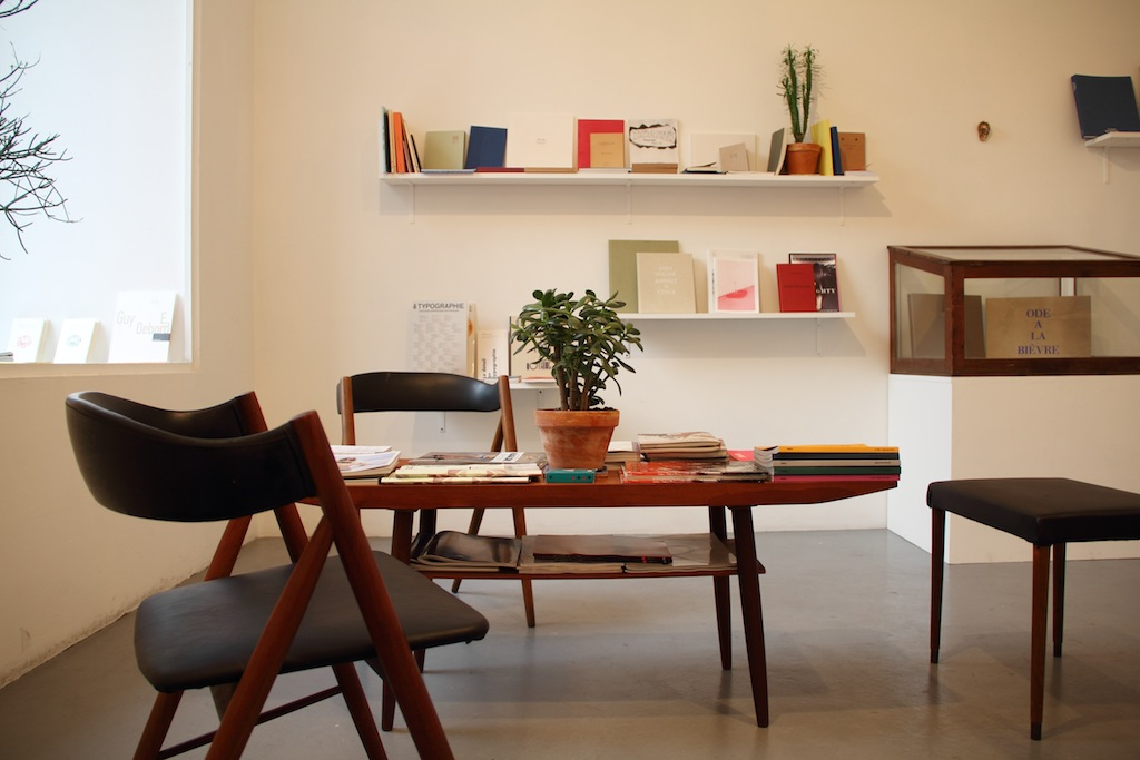 Librairie Yvon Lambert – © Librairie Yvon Lambert