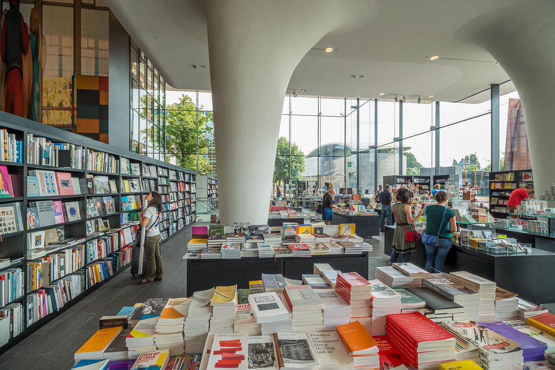 Stedelijk Museum Shop – Photo: John Lewis Marshall